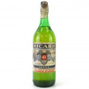 Ricard Apertif Anise 1 Litre 1960s