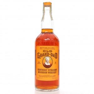 Old Grand-Dad Kentucky Straight Bourbon 1960s