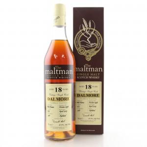 Dalmore 1996 Maltman 18 Year Old