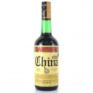 Barbieri Elixir China 1970s