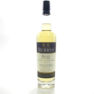 Berry's Islay Reserve Blended Malt / 4th Release