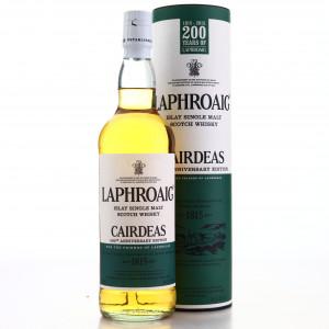 Laphroaig Cairdeas 200th Anniversary Edition / Feis Ile 2015
