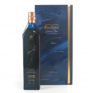 Johnnie Walker Blue Label Ghost and Rare 1st Edition 75cl / Brora