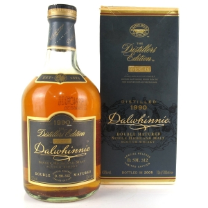 Dalwhinnie 1990 Distillers Edition