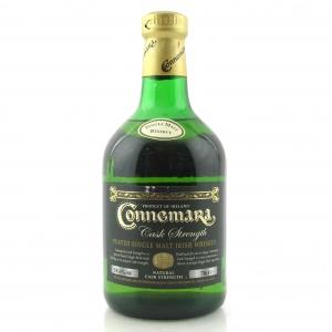Connemara Cask Strength Peated Single Malt / Cooley