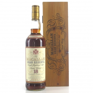 Macallan 1979 Gran Reserva 18 Year Old