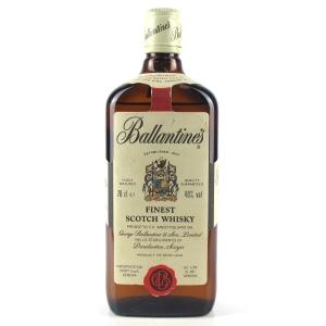 Ballantine's Finest Scotch / Spirit Import