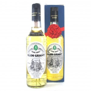 Glen Grant 1986 5 Year Old