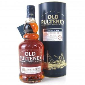 Old Pulteney 2004 Single Sherry Cask #128 / TWE