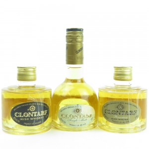 Clontarf Trinity Irish Whisky 3 x 20cl