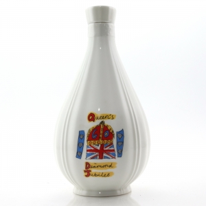 Wedgwood 30 Year Old Blended Scotch / Queen's Diamond Jubilee 2012
