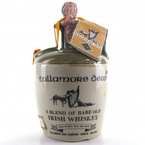 Tullamore Dew Decanter 1970s