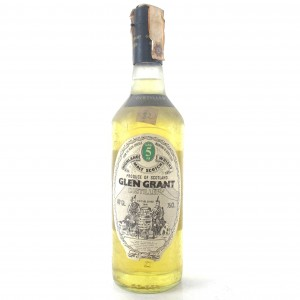 Glen Grant 1969 5 Year Old / Giovinetti Import