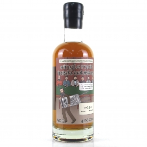 Irish Single Malt No.2 That Boutique-y Whisky Company 14 Year Old Batch #1