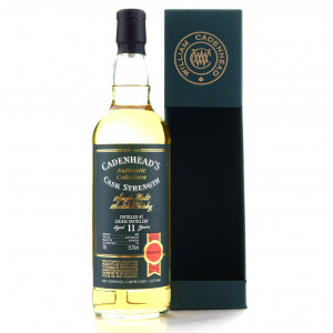 Ledaig 2008 Cadenhead's 11 Year Old