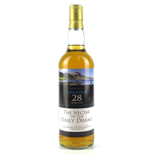 Linkwood 1984 Nectar of The Daily Drams 28 Year Old