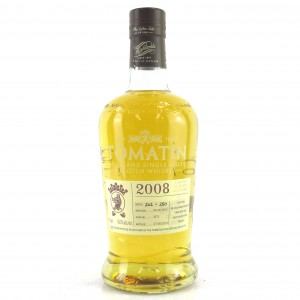 Tomatin 2008 Single Cask #3373 / UK Exclusive