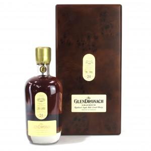Glendronach Grandeur 24 Year Old Batch #006