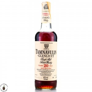 Tamnavulin 20 Year Old Sherry Wood / Moon Import