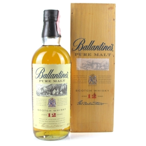 Ballantine's 12 Year Old Pure Malt