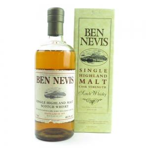 Ben Nevis 1974 Single Cask 21 Year Old