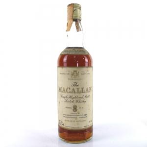 Macallan 8 Year Old 1980s / Fili Rinaldi
