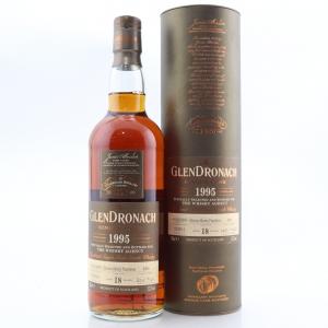 Glendronach 1995 Single Cask 18 Year Old #4408 / The Whisky Agency