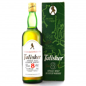 Talisker 8 Year Old John Walker and Sons 1980s