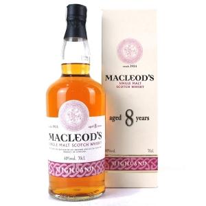 Macleod's 8 Year Old Highland Single Malt