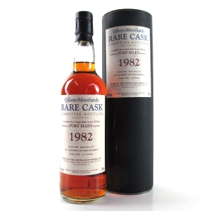 Port Ellen 1982 Queen Of The Moorlands Single Cask