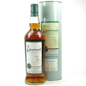 Benromach 1981 Cask Strength