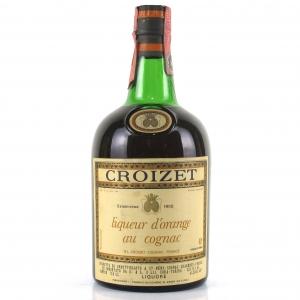 Croizet Liqueur D'Orange au Cognac 1970s