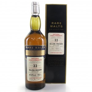 Glen Mhor 1979 Rare Malt 22 Year Old / 61.0%