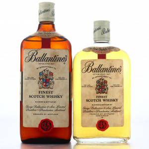 Ballantine's Finest Scotch Whisky 70cl & 50cl