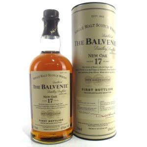 Balvenie 17 Year Old New Oak 75cl / US Import