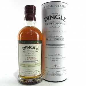 Dingle Irish Single Pot Still Whiskey / PX Sherry Cask
