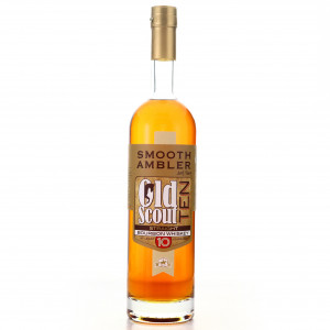 Smooth Ambler Old Scout 10 Year Old Straight Bourbon 2013
