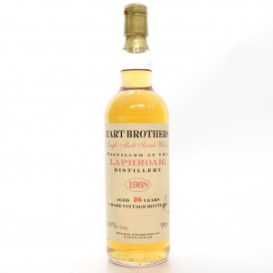 Laphroaig 1968 Hart Brothers 26 Year Old