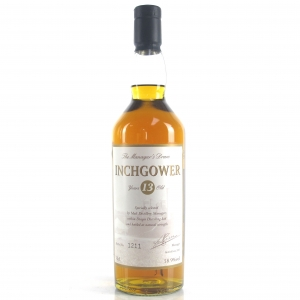 Inchgower 13 Year Old Manager's Dram 2007