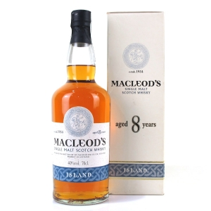 Macleod's 8 Year Old Island Single Malt