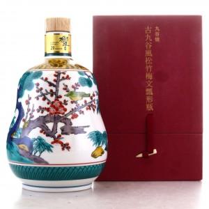 Hibiki 21 Year Old Ceramic Kutani Decanter 2004 Release