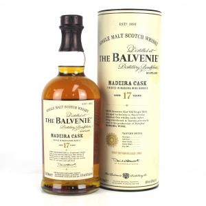 Balvenie 17 Year Old Madeira Wood Finish