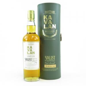 Kavalan Solist Bourbon Cask #B100816025A