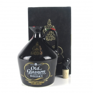 Old Glasgow 8 Year Old Decanter 75cl