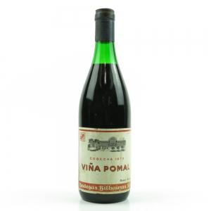 Viña Pomal 1970 Rioja Crianza