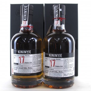 Kininvie 1996 17 Year Old 2 x 35cl / Batch #1 & #2