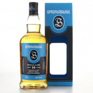 Springbank 2000 Single Cask 16 Year Old / The Nectar