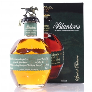 Blanton's Single Barrel Special Reserve Dumped 2014