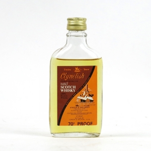 Clynelish 12 Year Old Ainslie and Heilbron 1970s Miniature