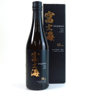 Fujikai 10 Year Old Single Malt